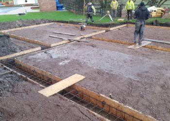 Lytham St Annes New Build Garage & Office